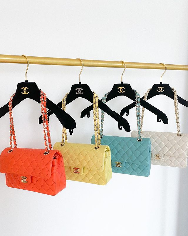 Chanel bags photo